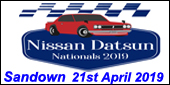 2019 Nissan Datsun Nationals