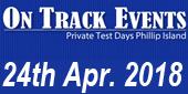 On Track-24-4-2019