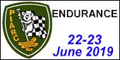 2019 PIARC Endurance