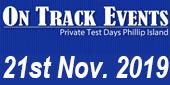 On Track 21-11-2019
