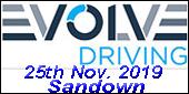 Evolve Sandown - 25-11-2019